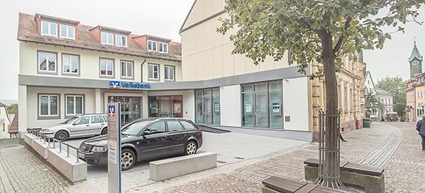 Filiale Bretten-Mitte, Volksbank Bruchsal-Bretten