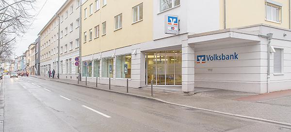 Filiale Bruchsal, Volksbank Bruchsal-Bretten