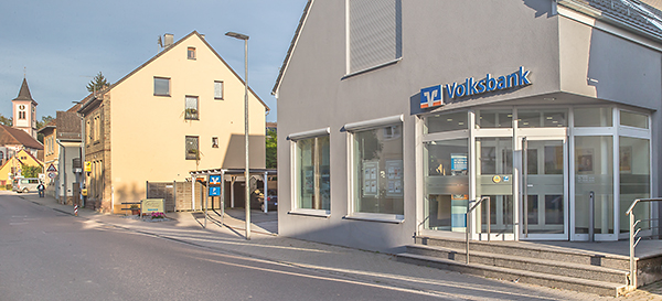 Filiale Gondelsheim, Volksbank Bruchsal-Bretten