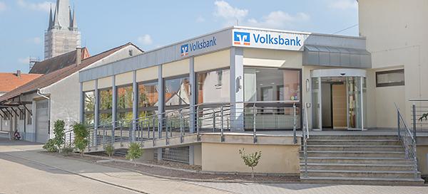 Filiale Hambrücken, Volksbank Bruchsal-Bretten