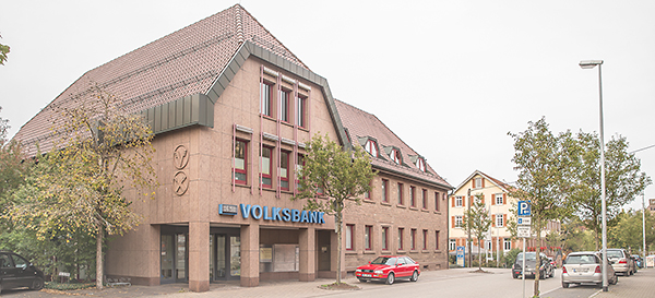 Filiale Maulbronn, Volksbank Bruchsal-Bretten