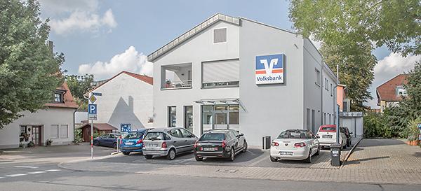 Filiale Mingolsheim, Volksbank Bruchsal-Bretten