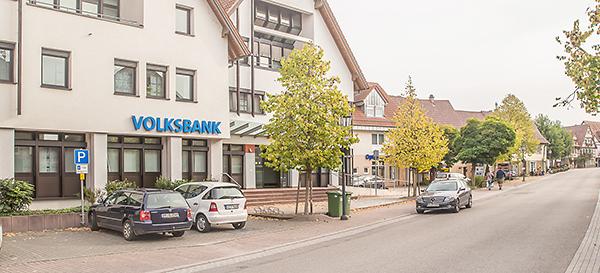 Filiale Oberderdingen, Volksbank Bruchsal-Bretten