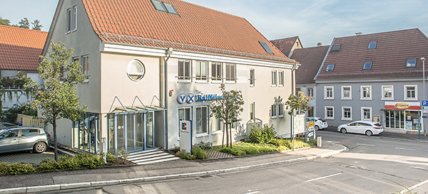 Filiale Obergrombach, Volksbank Bruchsal-Bretten