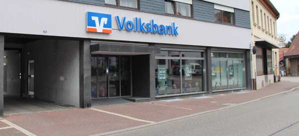Filiale Östringen, Volksbank Bruchsal-Bretten