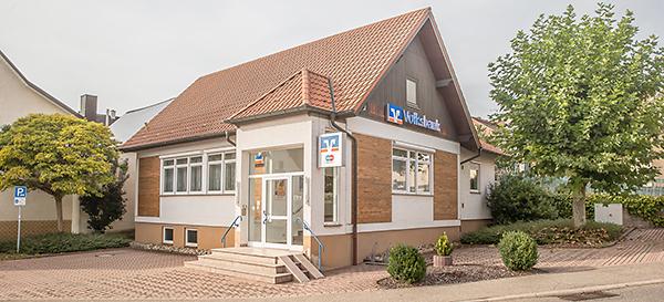 Filiale Rohrbach, Volksbank Bruchsal-Bretten