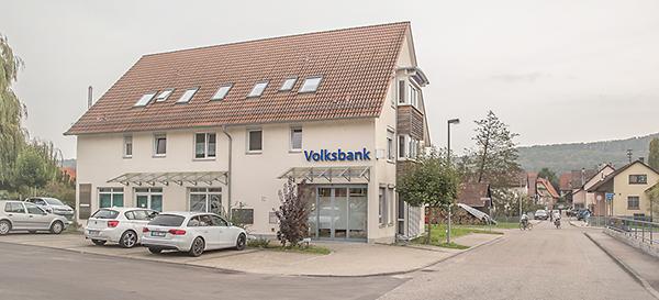Fililale Schützingen, Volksbank Bruchsal-Bretten
