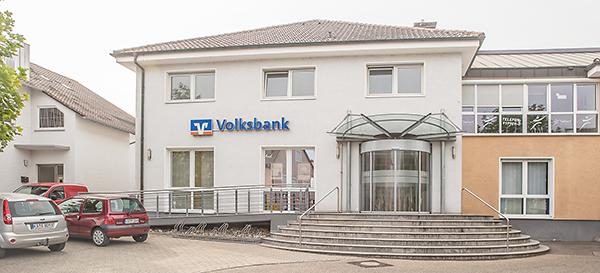 Filiale Sulzfeld, Volksbank Bruchsal-Bretten