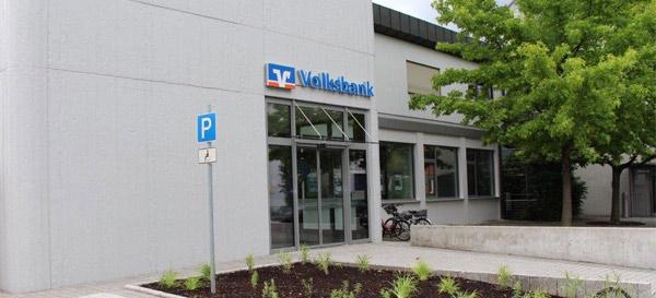 Filiale Untergrombach, Volksbank Bruchsal-Bretten