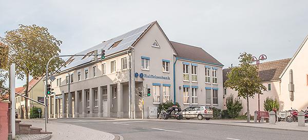 Filiale Unteröwisheim, Volksbank Bruchsal-Bretten