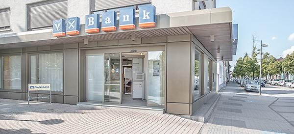 Filiale Wiesental. Volksbank Bruchsal-Bretten