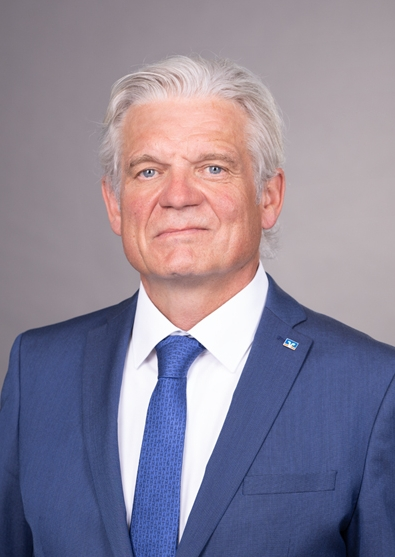 Thomas Ackermann, Vorsitzender