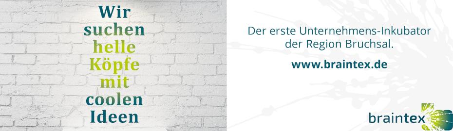 braintex, regionales Engagement, Volksbank, Wirtschaft